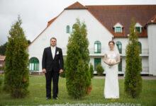 Анна и Павел. Венчание в Минске