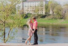 Нежная городская Love Story Ира + Женя