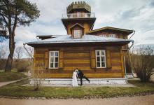 Свадебная фотосессия. Игорь + Маргарита