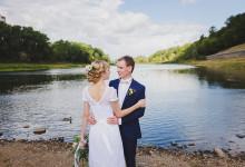 Свадебная фотосъемка. Егор + Анна
