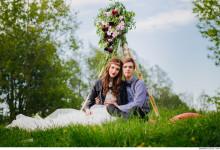 Свадебная фотосъемка Витебск. Саша + Полина