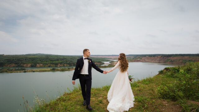 Свадебное фото Витебск. Лиза и Влад